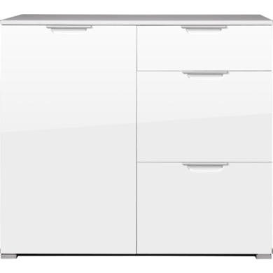 Germania Event Sidebord With 3 Drawers In White