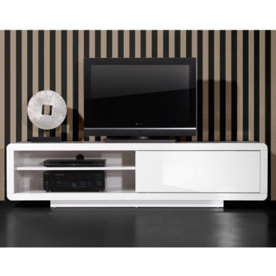 Germania 0395 White High Gloss TV Unit