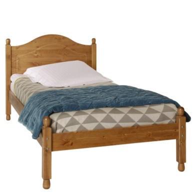 Furniture To Go Copenhagen Single Bedframe In Pine