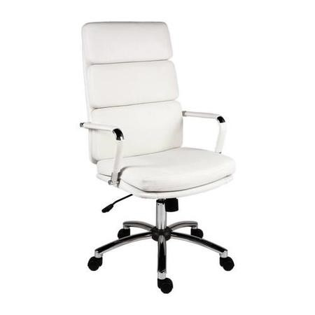 Teknik Office Deco Executive White Office Chair