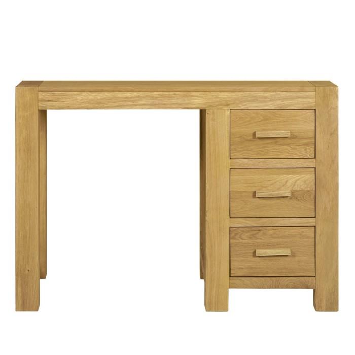 atlantic solid light oak dressing table set furniture123. Black Bedroom Furniture Sets. Home Design Ideas