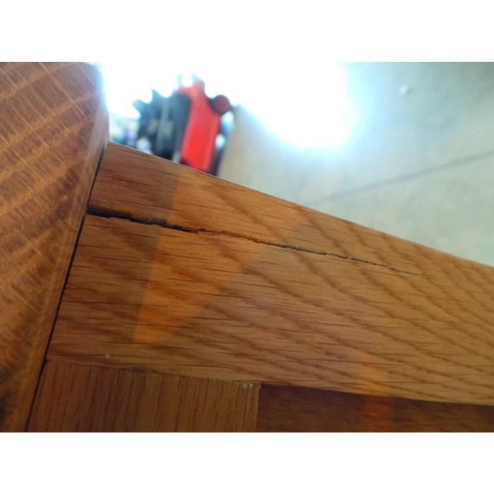 grade a3 baumhaus mobel oak extra large shoe cupboard 24 pairs