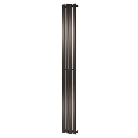 1800mm x 310mm Anthracite Wall Hung Towel Rail - Merlo Range