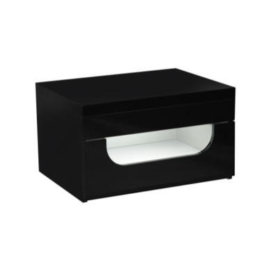 Sciae  Opus 38 Bedside Table With Light