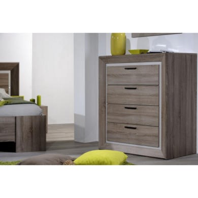 Sciae  Lugano 64 4 Drawer Chest