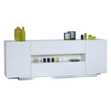 Sciae  Volta2 Sideboard In White