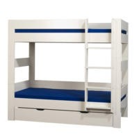 Furniture To Go Kids World Bunk Bed In White