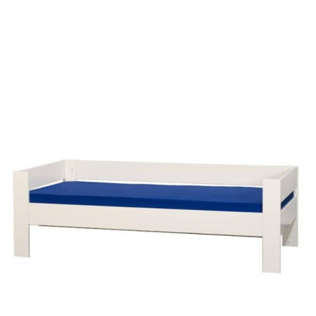 Furniture To Go Kids World Single Bed In White
