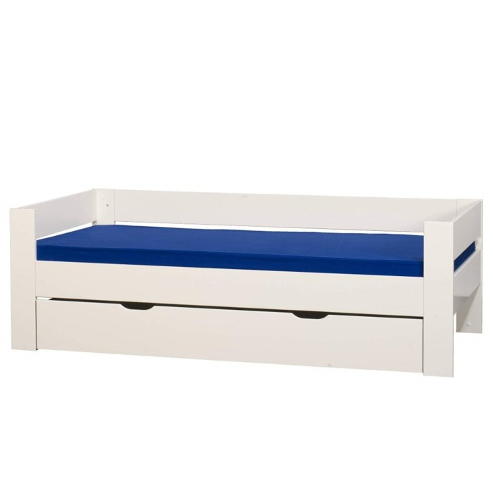 Furniture to go kids world underbed drawer in white for Furniture to go