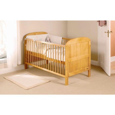 East Coast Angelina Cot Bed in Antique