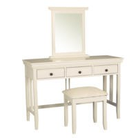 Savannah Dressing Table Set in Ivory