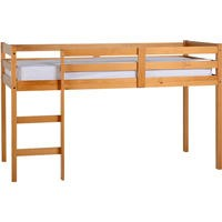 Seconique Panama Mid Sleeper in Antique Pine