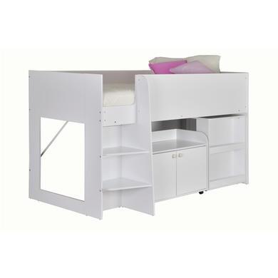 Seconique Astro Bunk Bed In White