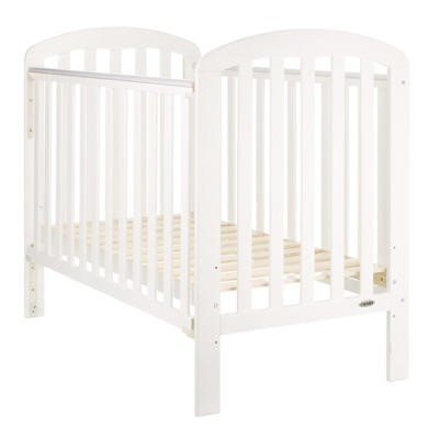 Obaby Lily Cot in White