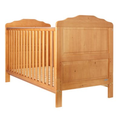 Obaby Beverley Cot Bed in Country Pine
