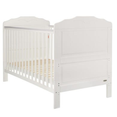 Obaby Beverley Cot Bed in White