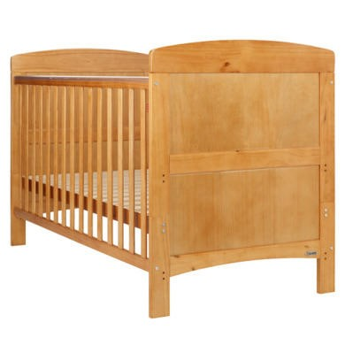 Obaby Grace Cot Bed in Country Pine