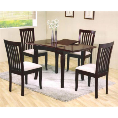 Wilkinson furniture naomi solid wood dining table in for Furniture 123 code