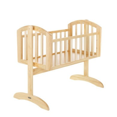 Obaby Sophie Swinging Crib in Country Pine