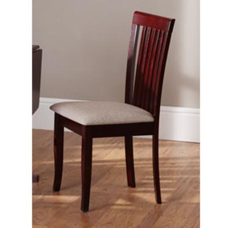 Wilkinson furniture pair of naomi dining chairs in for Furniture 123