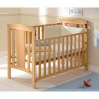 East Coast Katie Dropside Cot in Beech