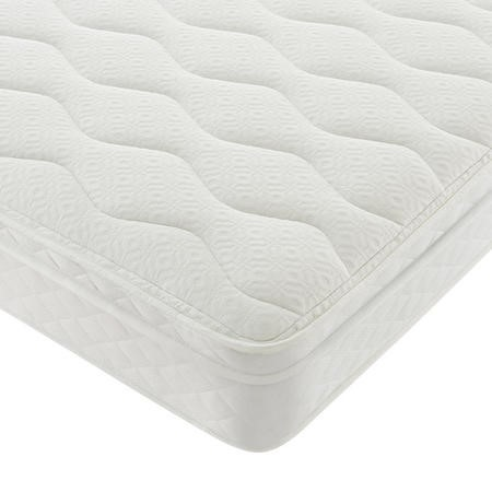 Silentnight Charlotte Super King Memory Cushion Top MicroQuilted Mattress