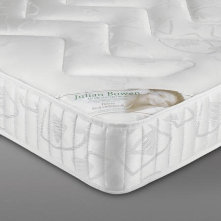 Julian Bowen  Deluxe Double Semi-Orthopedic Mattress