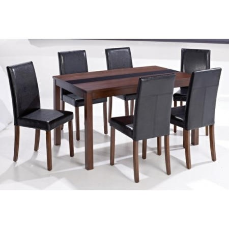 Lpd limited ashleigh dining table furniture123 for Ashleigh dining set