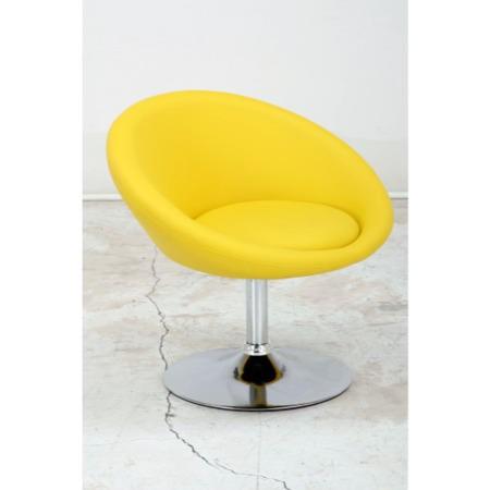 Wilkinson Furniture Halo Yellow Swivel Chair Furniture123