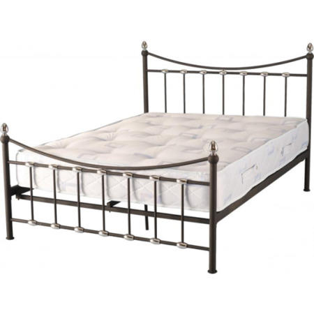 Clearance Dunbar Double Bed Moderate Cosmetic Damage