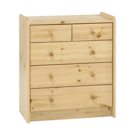 Steens For Kids 2 3 Chest Of Drawers In Pine Furniture123