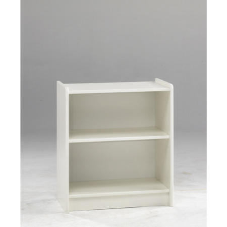 steens for kids low bookcase in white furniture123. Black Bedroom Furniture Sets. Home Design Ideas