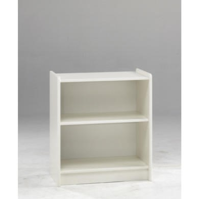 Steens  For Kids Low Bookcase In White