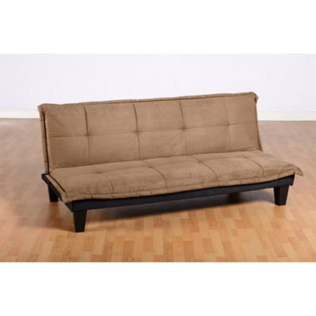 Clearance hennessey sofa bed in taupe furniture123 for Sofa bed clearance