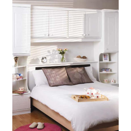 Caxton Furniture Henley Overbed Unit Furniture123