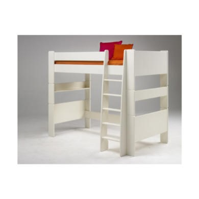 Steens  For Kids Highsleeper In White