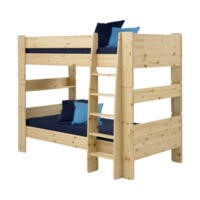 Steens  For Kids Continental Single Bunk Bed In Pine