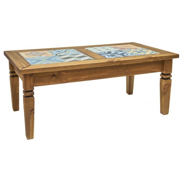 Seconique Salvador Tile Top Coffee Table Furniture123