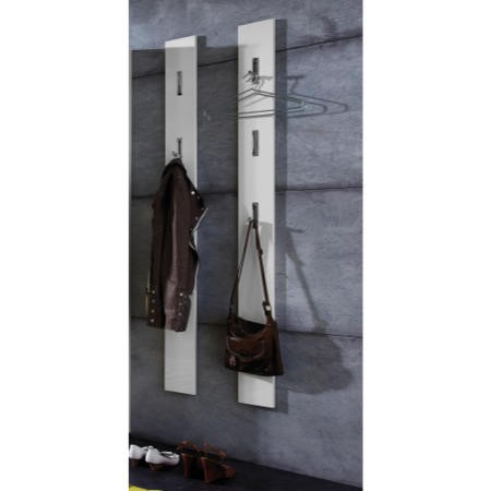 Germania Inside White Hallway Coat Stand