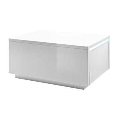 Germania Chicago White High Gloss Coffee Table