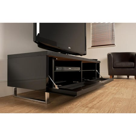Techlink PM120B Panorama Black TV Stand
