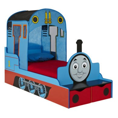 Worlds Apart Thomas the Tank Engine Toddler Bed