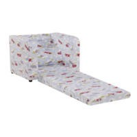 Just4Kidz Chair Bed in Classic Racing Cars