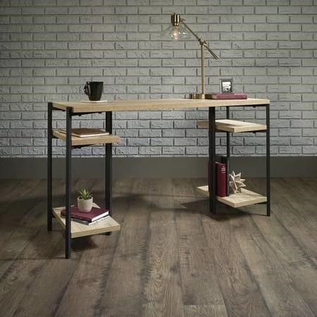 Teknik Office Industrial Style Bench Study/Writing Desk
