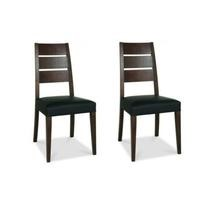 Bentley Designs Akita Dining chairs - Pair