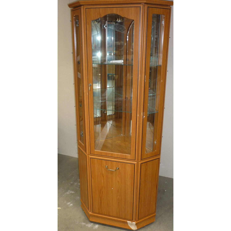 Clearance Caxton Furniture Lichfield Cradenza Corner