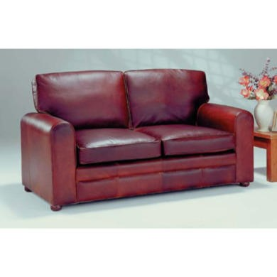 GRADE A2  Forest Sofa Madison Leather Armchair  antique tan