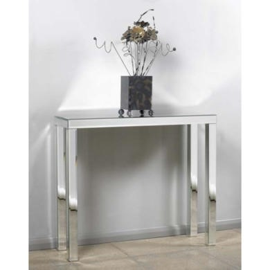 GRADE A3 - Morris Mirrors Art Mirrored Console Table