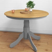 Rhode Island Grey Dining Table