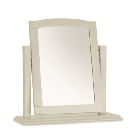 Bentley Designs Ashby Vanity Mirror in Cotton White